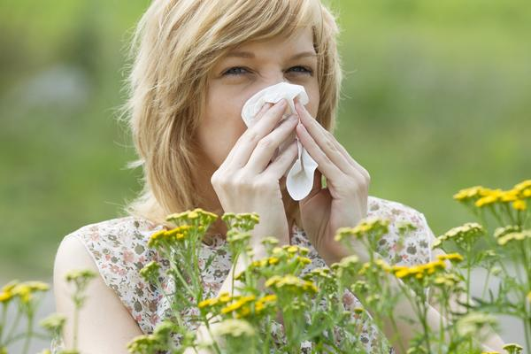 What to do if i just had a nose bleed after sneezing a few times, should I be concerned?