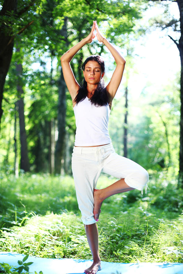 Is yoga good exercise for seniors with aching bones?