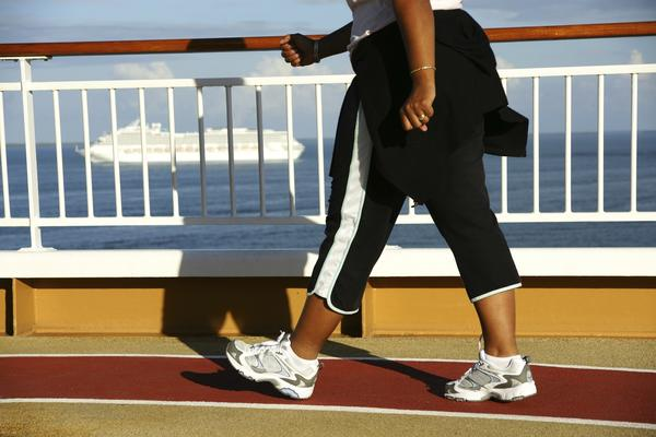 Did walking good for the body?