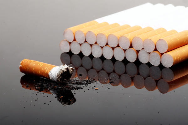 Which is it, tobacco or cigarettes, that cause cancer?
