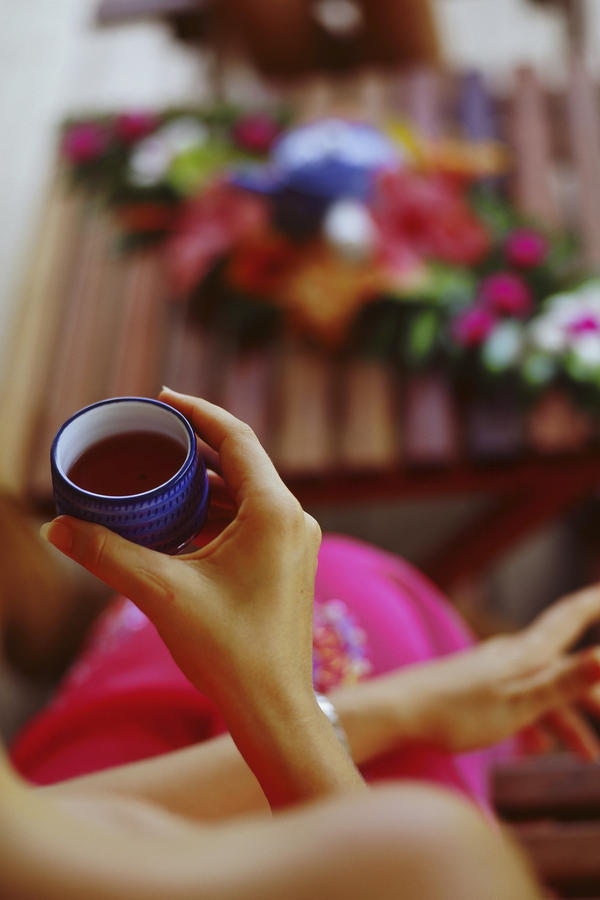 Is black tea ok for the first trimester?