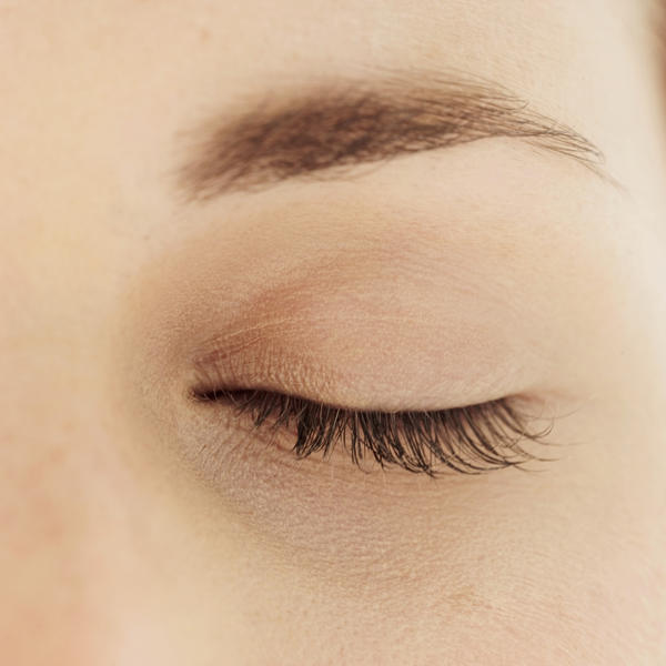 Causes for unilateral upper eyelid twitching for 2 months?