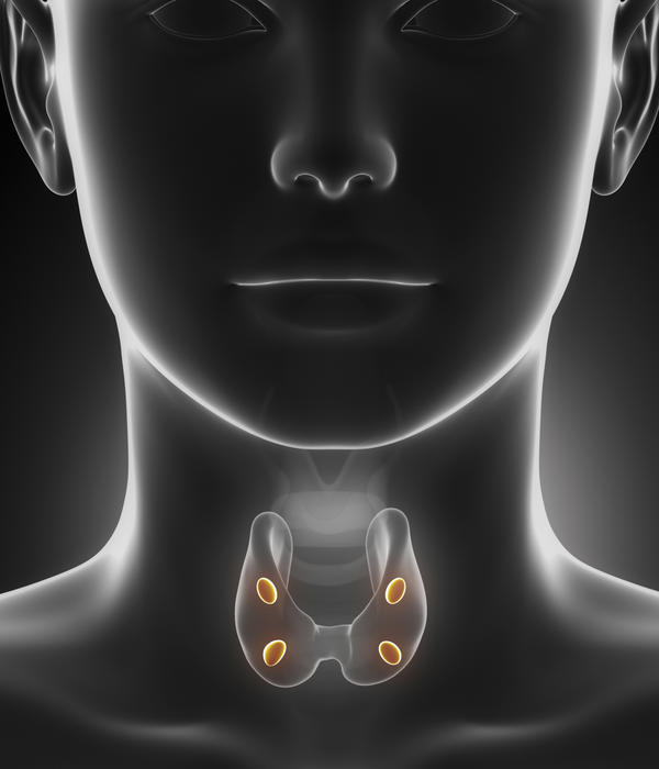What is the chance that malaise is caused by subacute granulomatous thyroiditis? What are the usual symptoms?