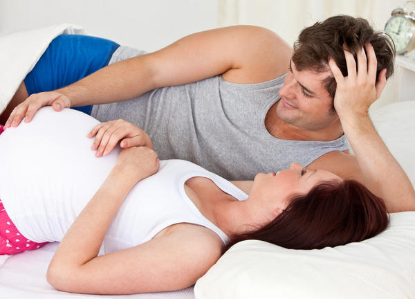 Are cramps during pregnancy irregular?