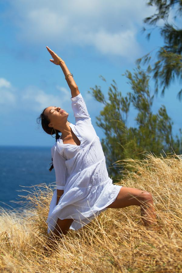 How can hatha yoga build self esteem and confidence?