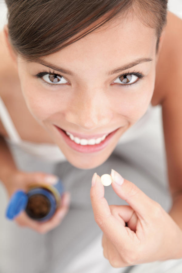 Can iron supplements help with translucent skin?