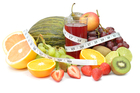 apple, background, detox, diet, food, fruit, glass, grapefruit, grapes, healthy, isolated, juice, kiwi, measure, melon, nutrition, orange, red, sliced, smoothie, strawberries, tape, white Uric Acid Urine Diet Urinary Purine Urinalysis