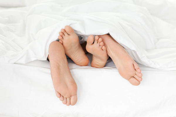 My husband and I have sex and he ejaculates inside me it burns very bad and for ahours aft?