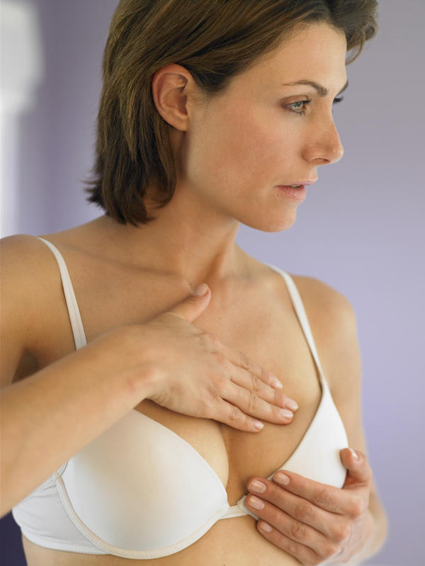 What is different between breast buds and breasts?