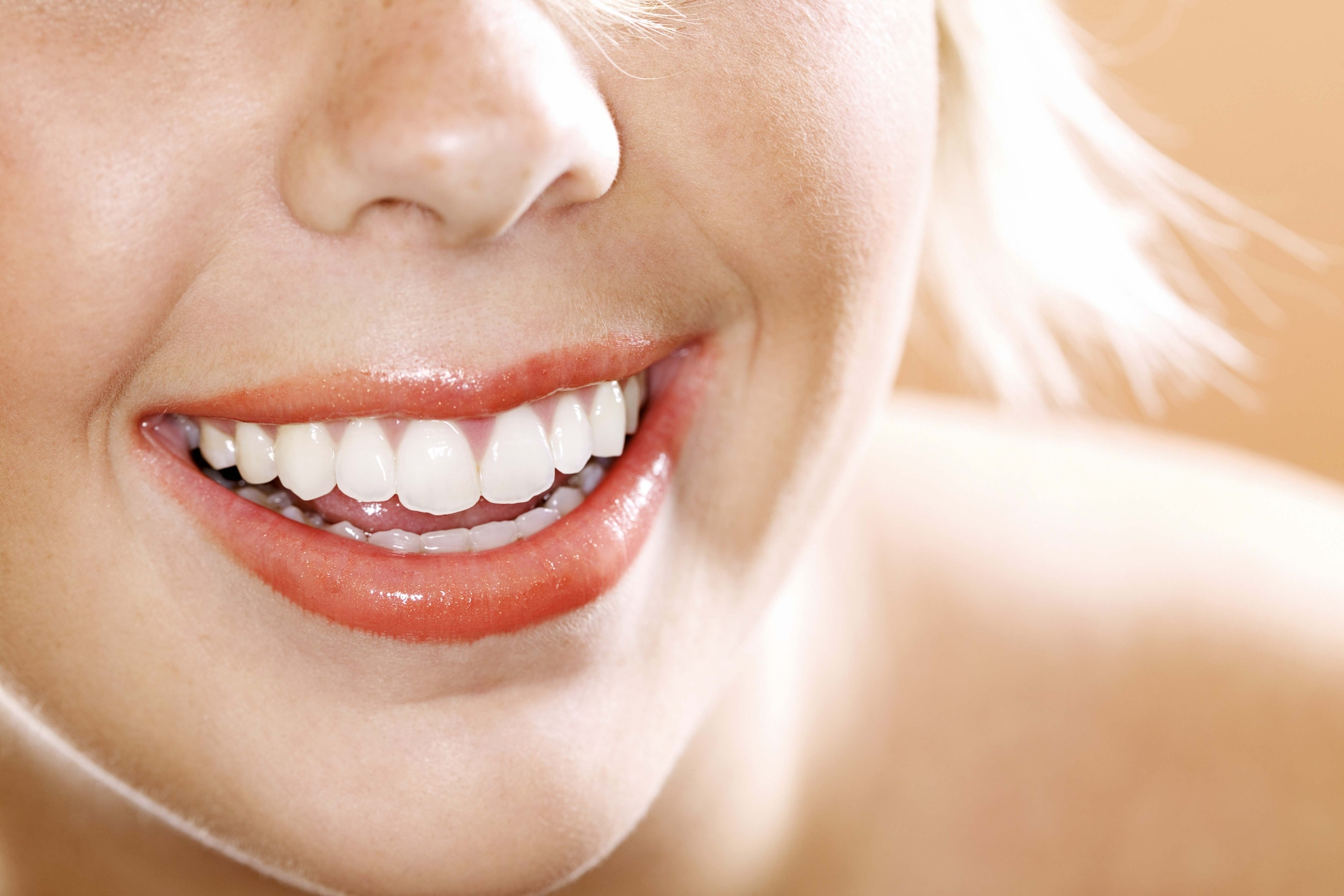 Белая диета после отбеливаия зубов