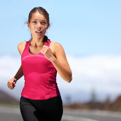 What's the impact of extreme cardio exercise with tonsillitis?