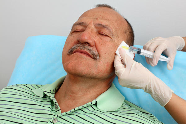 Would botox help with face pain?