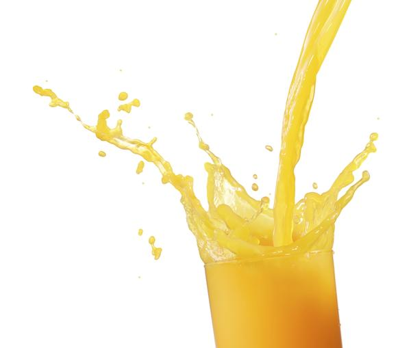 Is NyQuil for fever contraindicated hours after drinking orange juice?