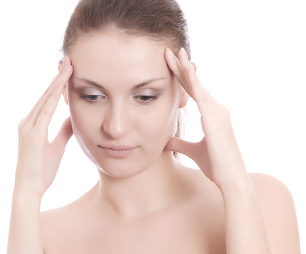 How to get rid of a high blood pressure headache?