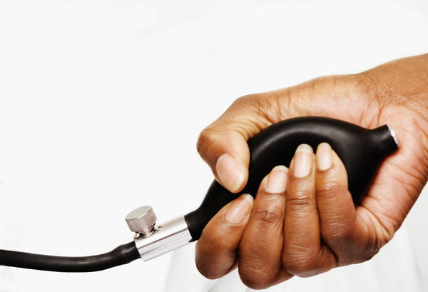 Is there a natural remedy for a high blood pressure?