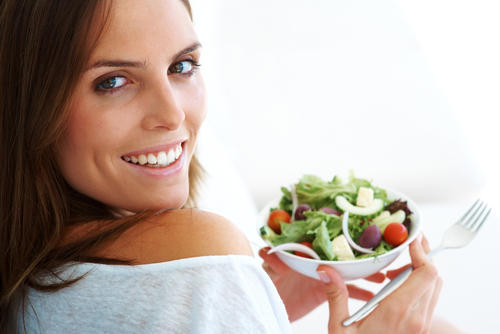 Purely vegetarian diet to improve eyesight or any other effective thing?