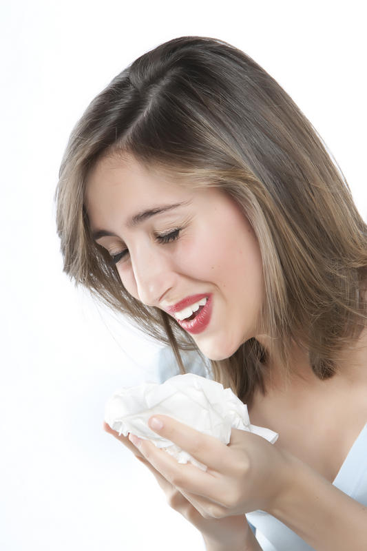 How can I overcome rashes from allergy?