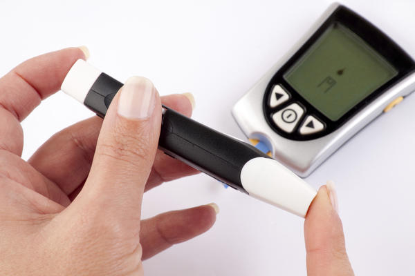 What can lead to, or is associated with Diabetes?