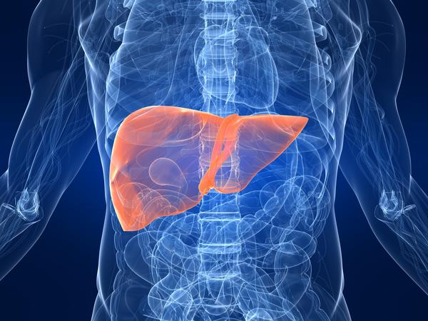 What are the symptoms of liver problems?