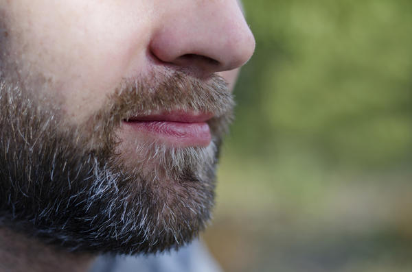 Can beard hair grow in areas that had no hair after natural weight loss ?