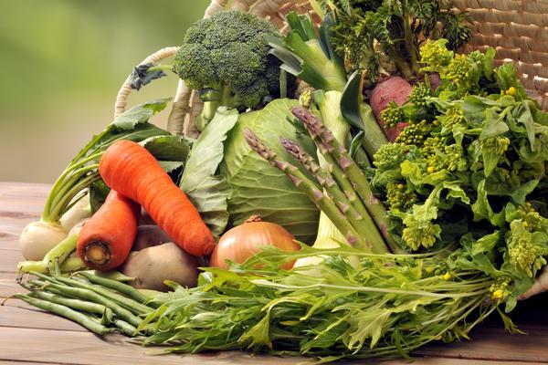 Which vitamins are in broccoli?