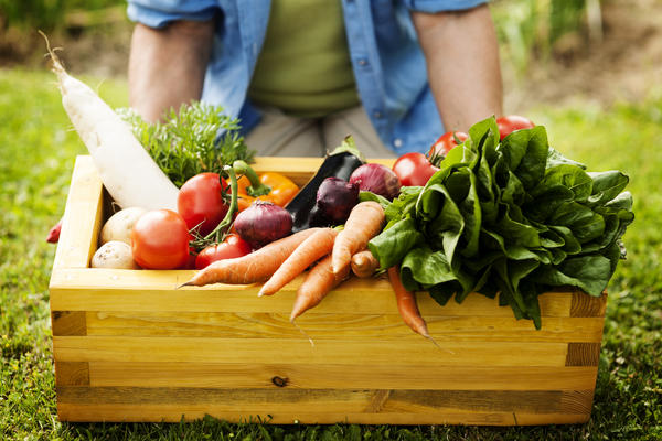 Why are organic foods considered better for you?