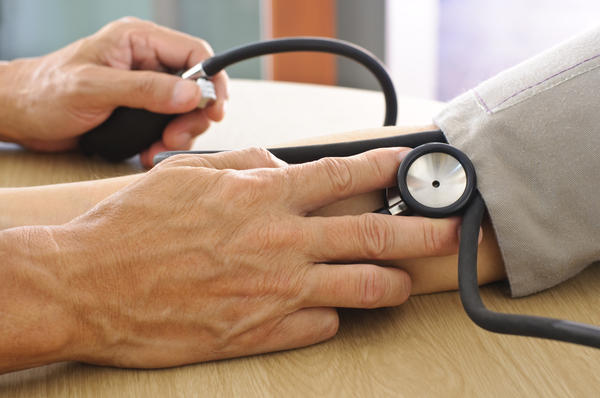 Should I take high blood pressure medications with a rest reading of 150/106?