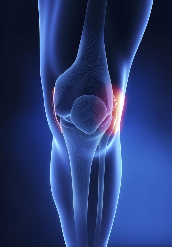 What does it mean to have proximal tibiofibular joint capsule reconstruction?