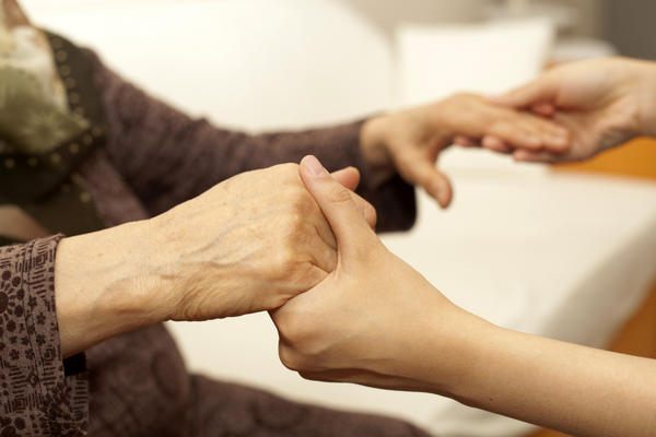 Caring for an Elderly Loved One