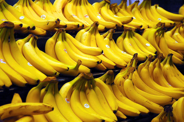 Could bananas be causing excess gas and rumbling noises in stomach ?