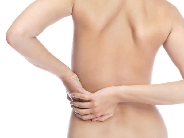 Severe lower back pain for five days.?