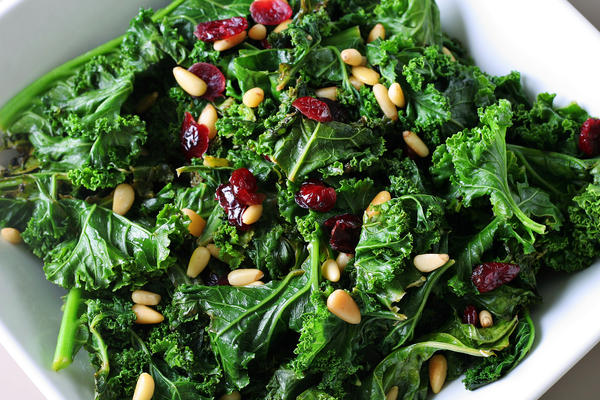 What exactly is the leafy green that is high in omega 3 fatty acids?