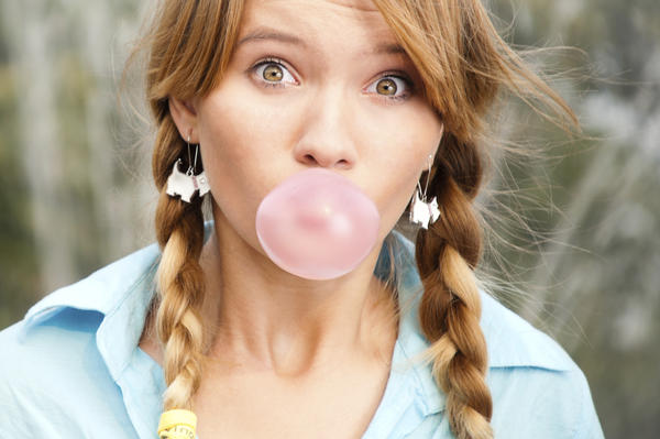 Is chewing gum good or bad for you jaw?
