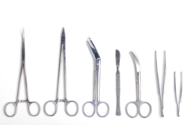 What is the difference between surgical and diagnostic procedures?