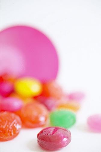 Do sugar free life savers have caffine?