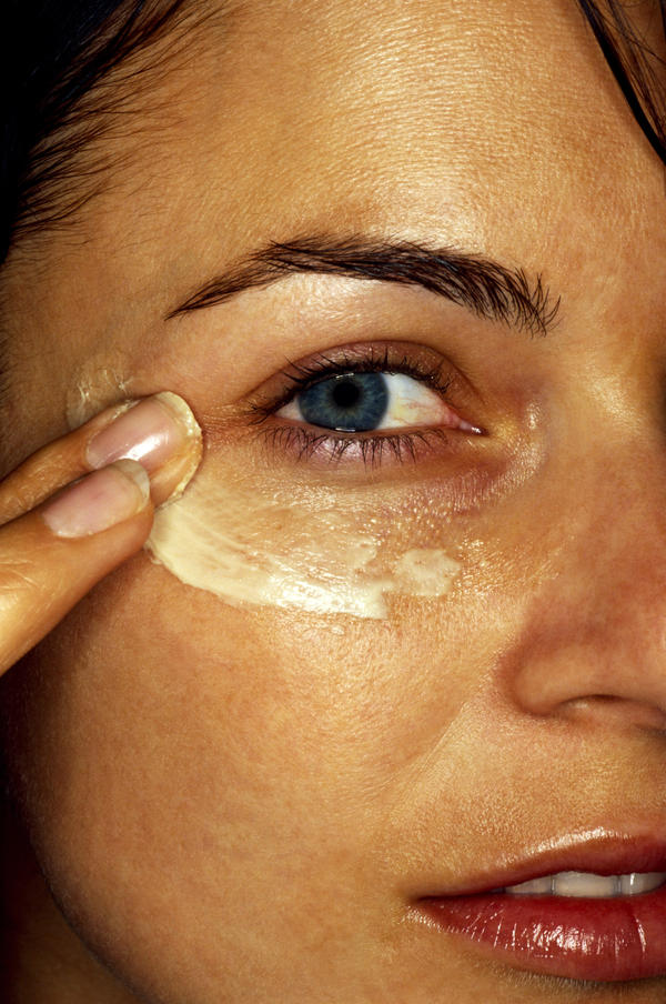 Natural way to get rid of dark circles under eyes my eyes aren't puffy just have dark circles I sleep like 9-10 hours everyday why have I still got it?