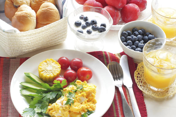 Healthy breakfast options for vegetarians?
