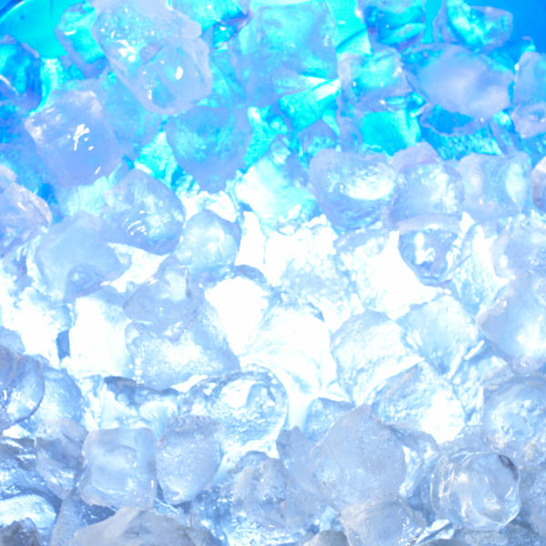 I seem to have an addiction to eating Ice. But now sometimes after eating it, I start to feel nausea. I go through maybe 2-3 trays of ice a day.