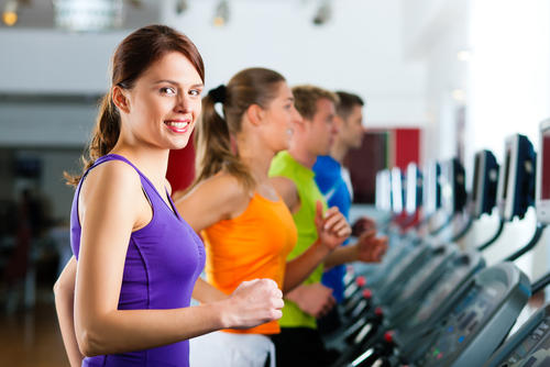 How is it that low intensity exercise is better for weight loss than high intensity exercise?