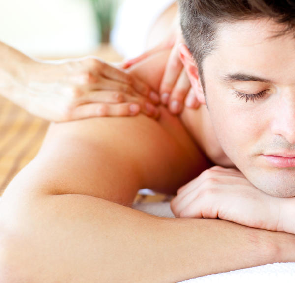 Can a therapeutic massage cause harm to a herniated disc?