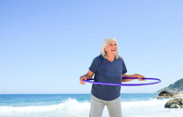 Does hula hooping help with spondylolisthesis?