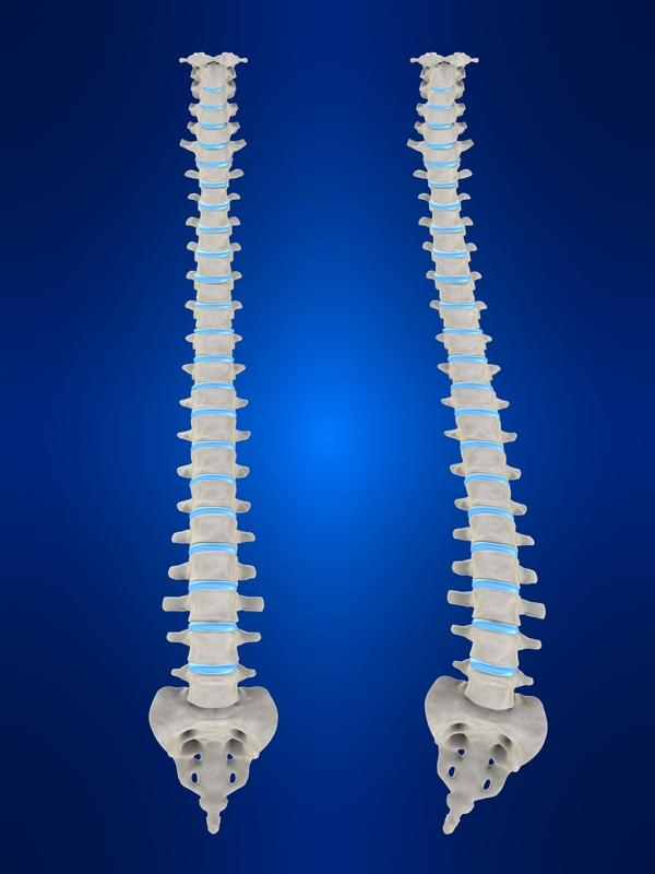 Is it possible to non surgically adjust spine curvature?