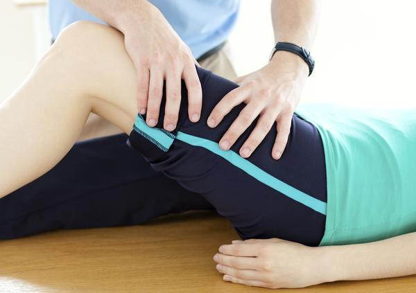 How do you get rid of muscle cramp in the calf?
