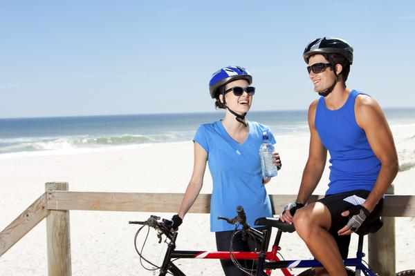 Is biking a good way to build up your stamina?
