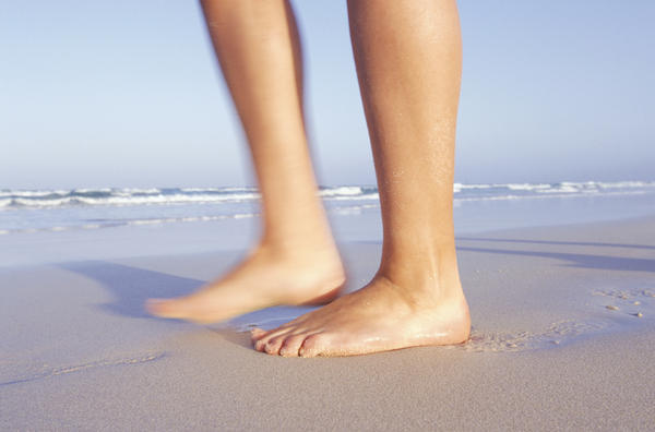 What are some good home remedies for burning feet and legs?