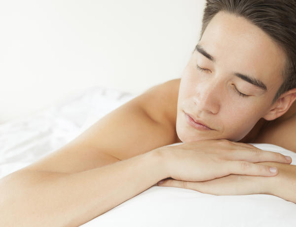 When should I take a muscle relaxer to help me sleep?