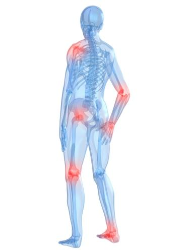 Is it fibromyalgia? Neck pain- front & back near skull, shoulder, si joint,anxiety, worse when sleeping awkardly. chiro said tight muscles everywhere