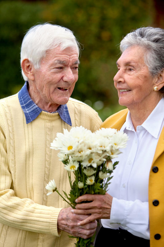 What are some ways to cope as a caregiver to alzheimer's afflicted husband?