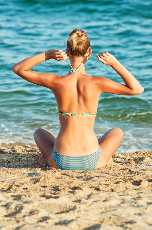 Could sun-tanning cause skin cancer and melanoma?
