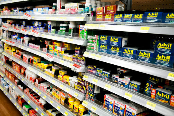 What can you take if you are allergic to advil (ibuprofen)?